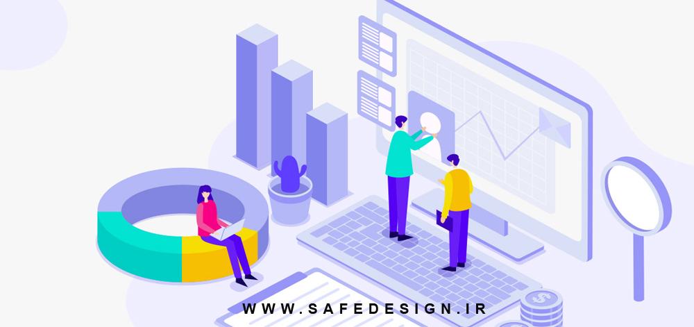 ویژگی طراحی سایت حرفه ای با وردپرس